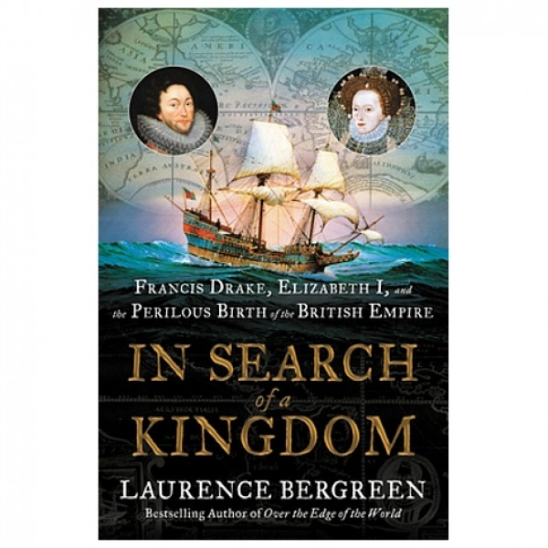 In Search of a Kingdom by Deckle Edge